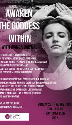 awaken goddess new